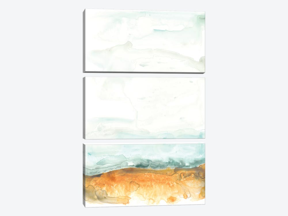 Flowing Sand Bar II by June Erica Vess 3-piece Art Print