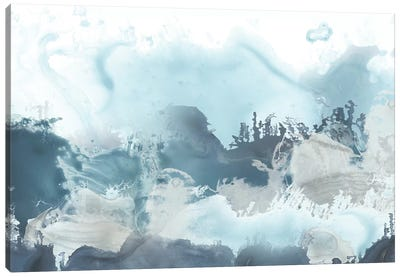 Forest Sea II Canvas Art Print
