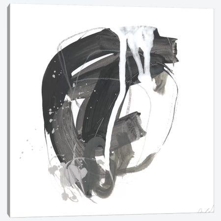 Gray Scale VI Canvas Print #JEV1072} by June Erica Vess Canvas Wall Art