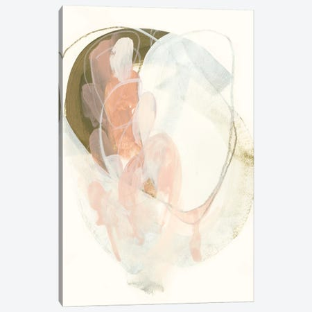 Hyacinth Gesture II Canvas Print #JEV1074} by June Erica Vess Canvas Art Print