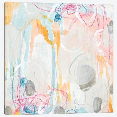 Interior Orbit I Canvas Print #JEV1087} by June Erica Vess Canvas Wall Art