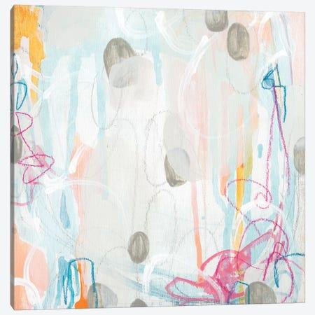 Interior Orbit III Canvas Print #JEV1089} by June Erica Vess Canvas Art Print