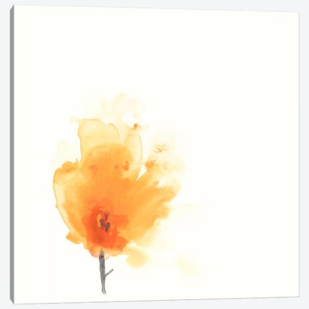 Expressive Blooms X Canvas Print #JEV108} by June Erica Vess Art Print