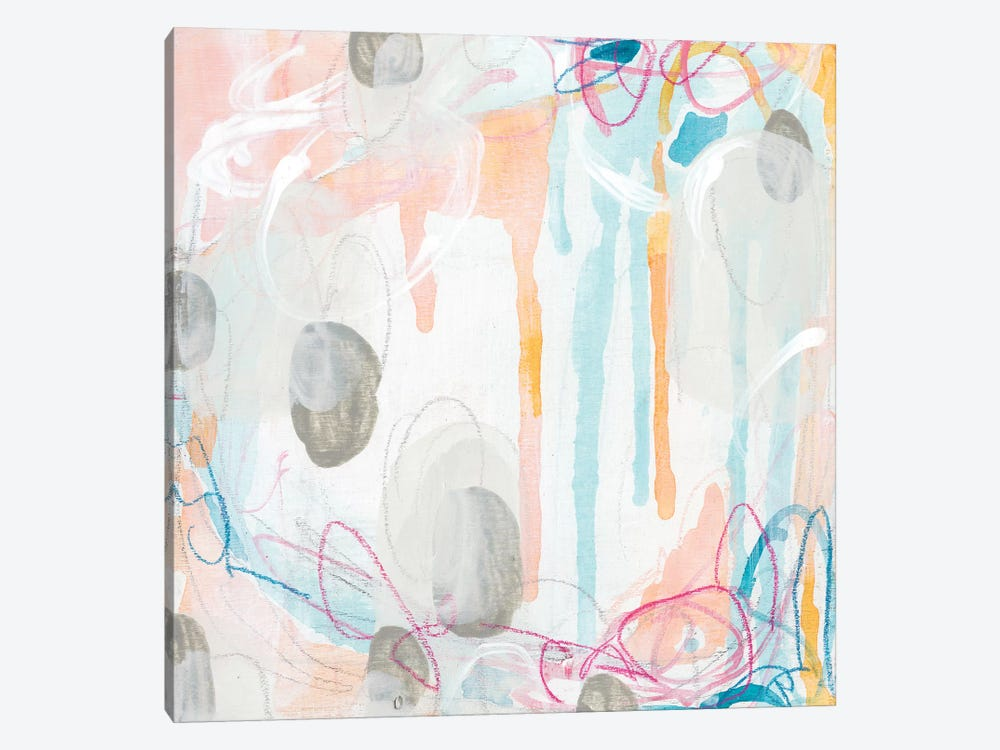 Interior Orbit IV by June Erica Vess 1-piece Canvas Art