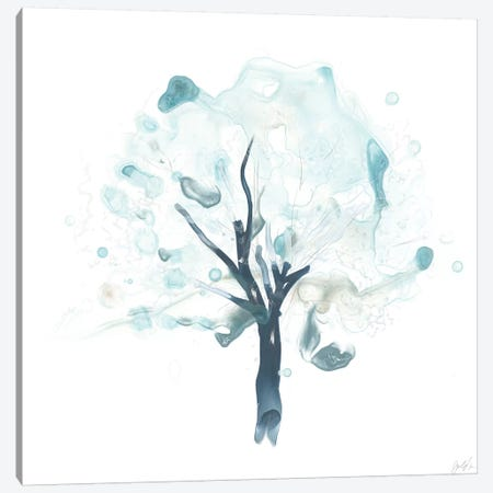 Liquid Arbor II Canvas Print #JEV1092} by June Erica Vess Canvas Art