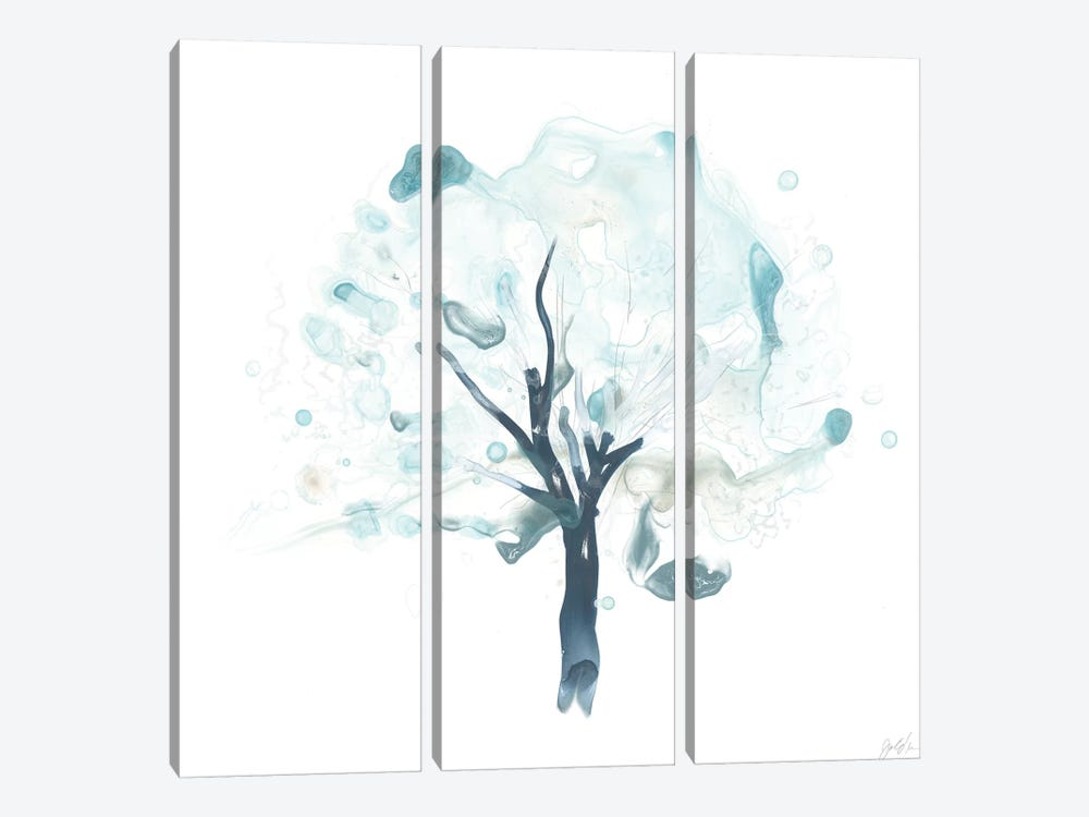 Liquid Arbor II by June Erica Vess 3-piece Canvas Art
