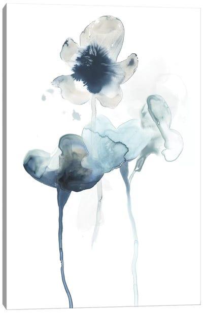 Midnight Blossoms II Canvas Art Print