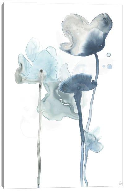 Midnight Blossoms III Canvas Art Print
