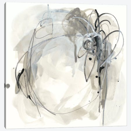 Monochrome Diaspora I Canvas Print #JEV1109} by June Erica Vess Canvas Artwork