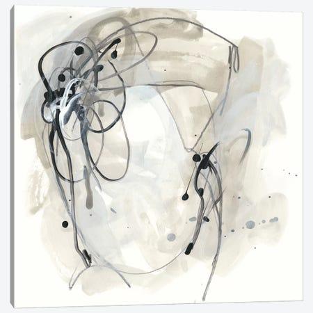 Monochrome Diaspora II Canvas Print #JEV1110} by June Erica Vess Canvas Art Print