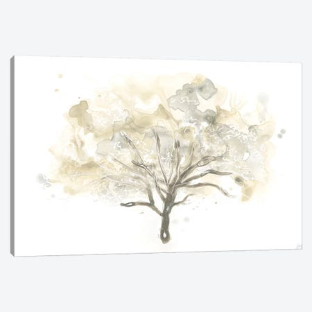 Neutral Arbor I Canvas Print #JEV1113} by June Erica Vess Art Print