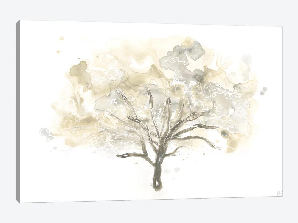 Neutral Arbor I by June Erica Vess 1-piece Canvas Wall Art