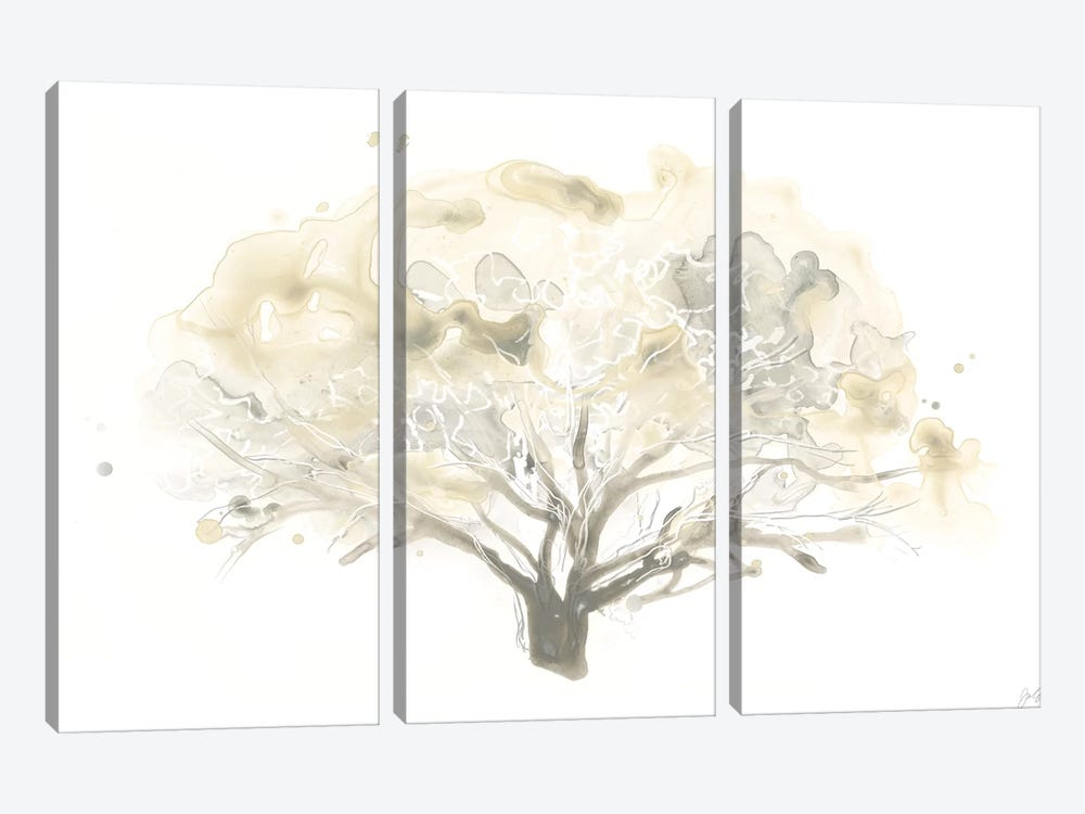 Neutral Arbor II 3-piece Art Print