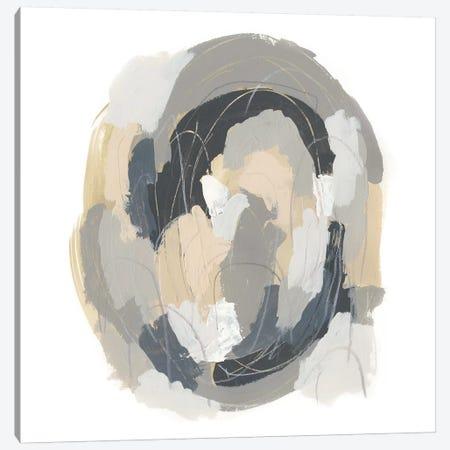 Neutral Vortex IV Canvas Print #JEV1118} by June Erica Vess Canvas Print