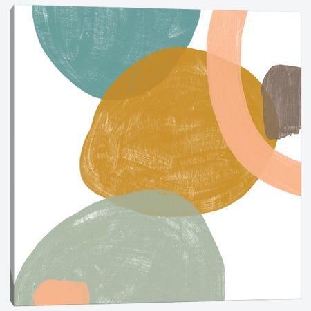 Platelet I 3-Piece Canvas #JEV1127} by June Erica Vess Canvas Print