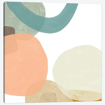 Platelet II 3-Piece Canvas #JEV1128} by June Erica Vess Canvas Artwork