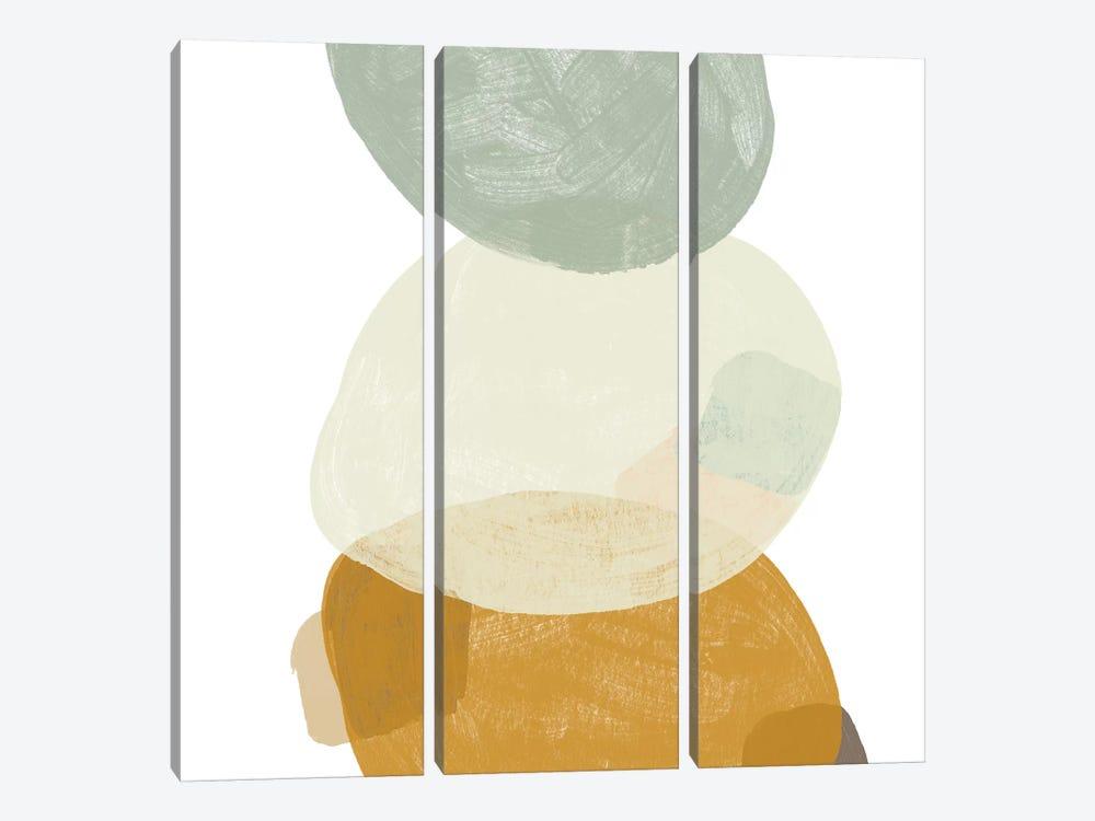 Platelet IV by June Erica Vess 3-piece Art Print