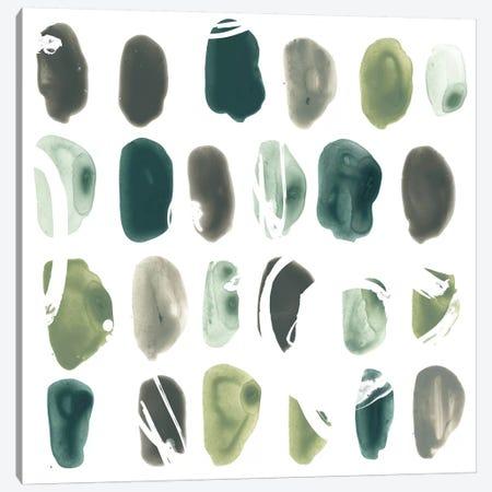 Rune Stone I 3-Piece Canvas #JEV1135} by June Erica Vess Canvas Art