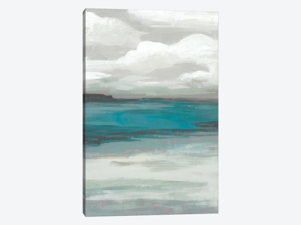 Storm Front II by June Erica Vess 1-piece Canvas Art