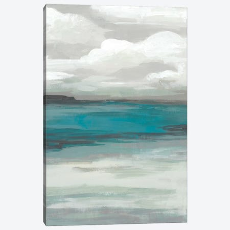 Storm Front II Canvas Print #JEV1144} by June Erica Vess Canvas Print