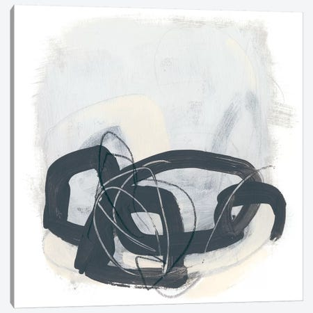 Tablature III Canvas Print #JEV1148} by June Erica Vess Canvas Artwork