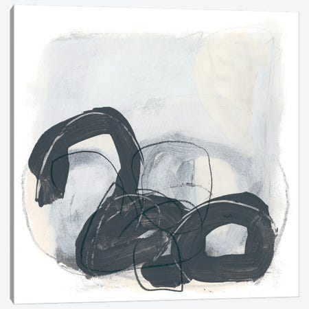 Tablature IV Canvas Print #JEV1149} by June Erica Vess Canvas Art