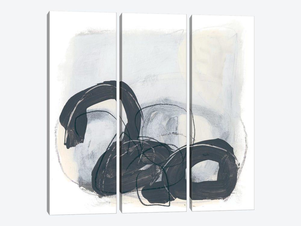 Tablature IV by June Erica Vess 3-piece Canvas Art Print