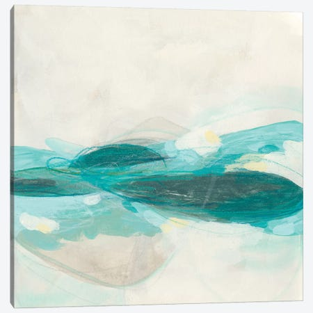Aquamarine I 3-Piece Canvas #JEV1160} by June Erica Vess Canvas Wall Art