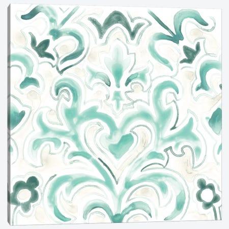 Bohemian Textile VIII Canvas Print #JEV1193} by June Erica Vess Art Print