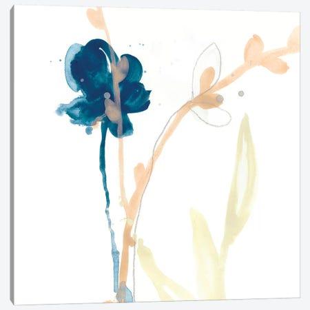 Botany Gesture V Canvas Print #JEV1199} by June Erica Vess Art Print