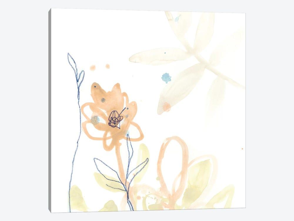 Botany Gesture VI by June Erica Vess 1-piece Canvas Artwork