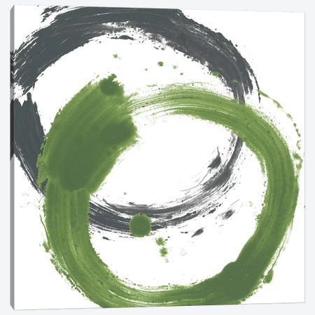 Circular Reaction I Canvas Print #JEV1213} by June Erica Vess Canvas Art