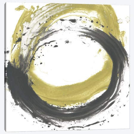 Circular Reaction III Canvas Print #JEV1215} by June Erica Vess Canvas Art Print