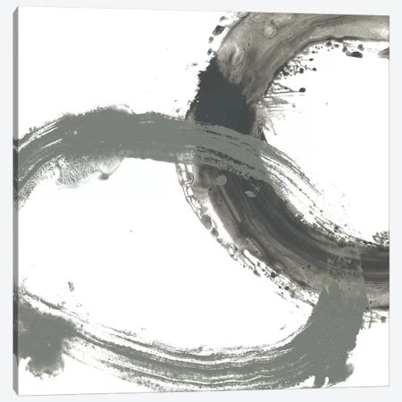 Circular Reaction IV 3-Piece Canvas #JEV1216} by June Erica Vess Art Print