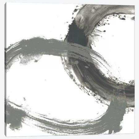 Circular Reaction IV Canvas Print #JEV1216} by June Erica Vess Art Print