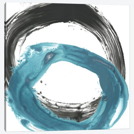 Circular Reaction IX 3-Piece Canvas #JEV1217} by June Erica Vess Art Print