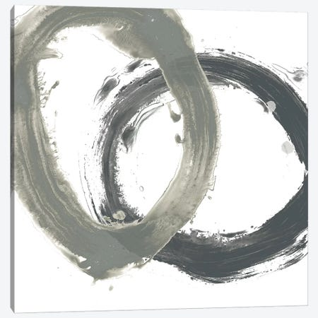 Circular Reaction VI Canvas Print #JEV1219} by June Erica Vess Canvas Wall Art