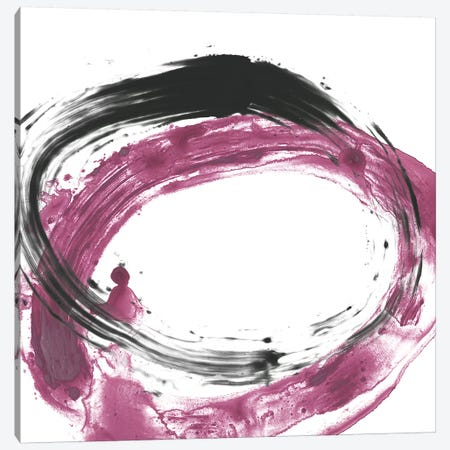 Circular Reaction VII Canvas Print #JEV1220} by June Erica Vess Canvas Art Print