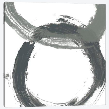 Circular Reaction VIII Canvas Print #JEV1221} by June Erica Vess Art Print