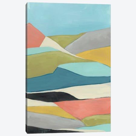 Geoscape II Canvas Print #JEV1245} by June Erica Vess Canvas Artwork