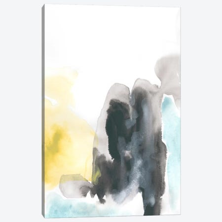 Geode Mirage II Canvas Print #JEV126} by June Erica Vess Canvas Wall Art
