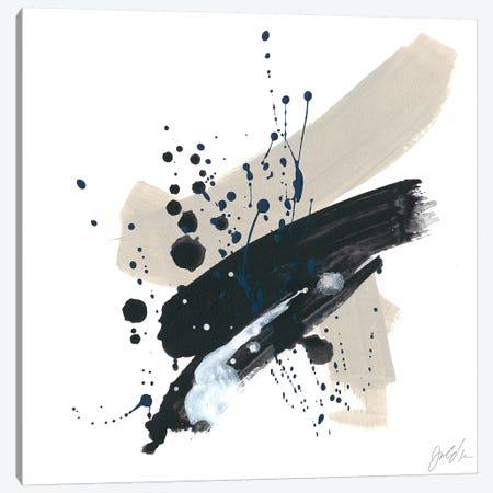 Kanji II Canvas Print #JEV1272} by June Erica Vess Canvas Artwork