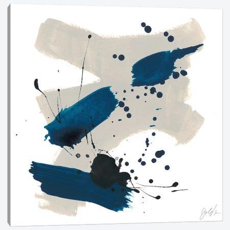 Kanji III Canvas Print #JEV1273} by June Erica Vess Canvas Wall Art