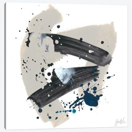 Kanji IV Canvas Print #JEV1274} by June Erica Vess Canvas Print