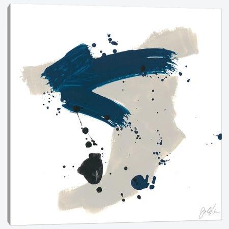 Kanji V Canvas Print #JEV1276} by June Erica Vess Canvas Print