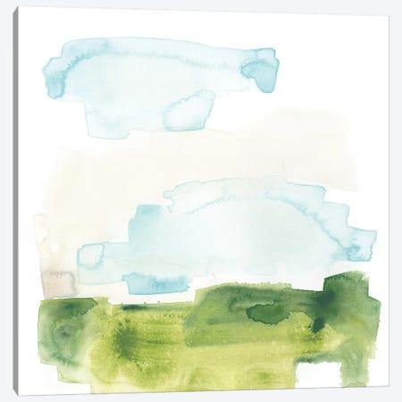 Liquid Valley III Canvas Print #JEV1296} by June Erica Vess Art Print
