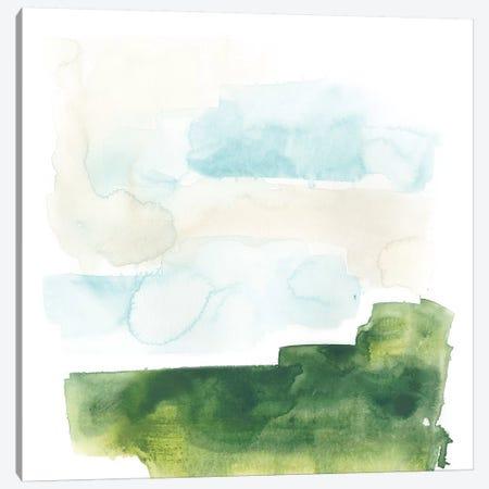 Liquid Valley IV 3-Piece Canvas #JEV1297} by June Erica Vess Art Print