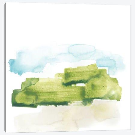 Liquid Valley IX Canvas Print #JEV1298} by June Erica Vess Canvas Art