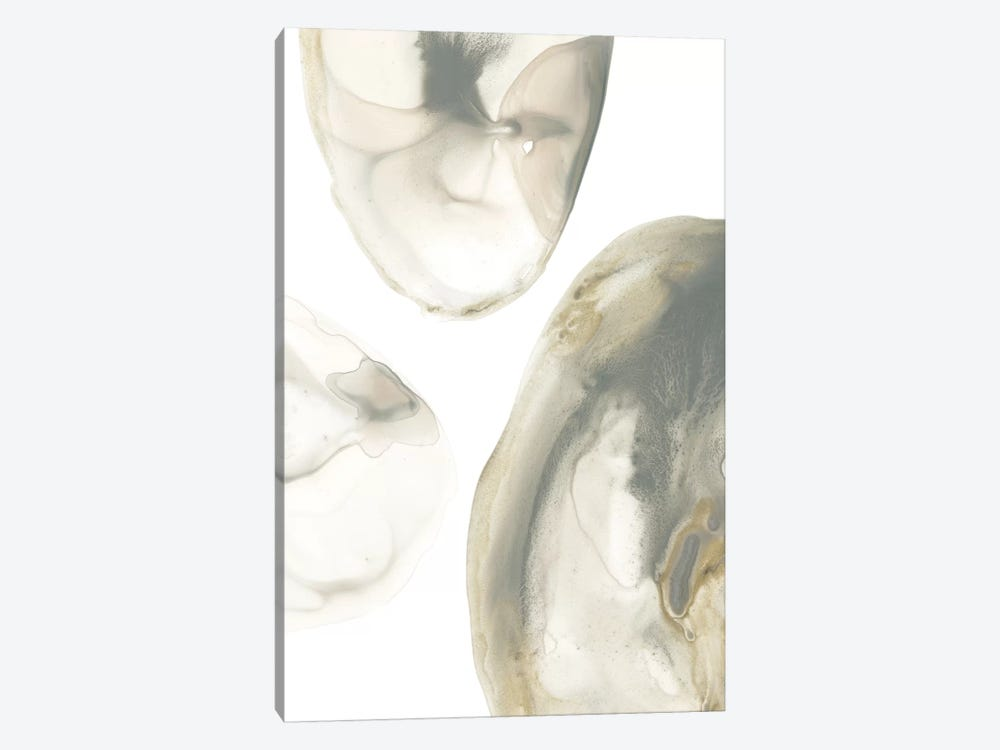 Natural Geode I by June Erica Vess 1-piece Canvas Art