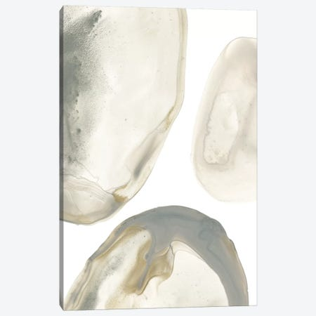 Natural Geode II Canvas Print #JEV1317} by June Erica Vess Canvas Wall Art